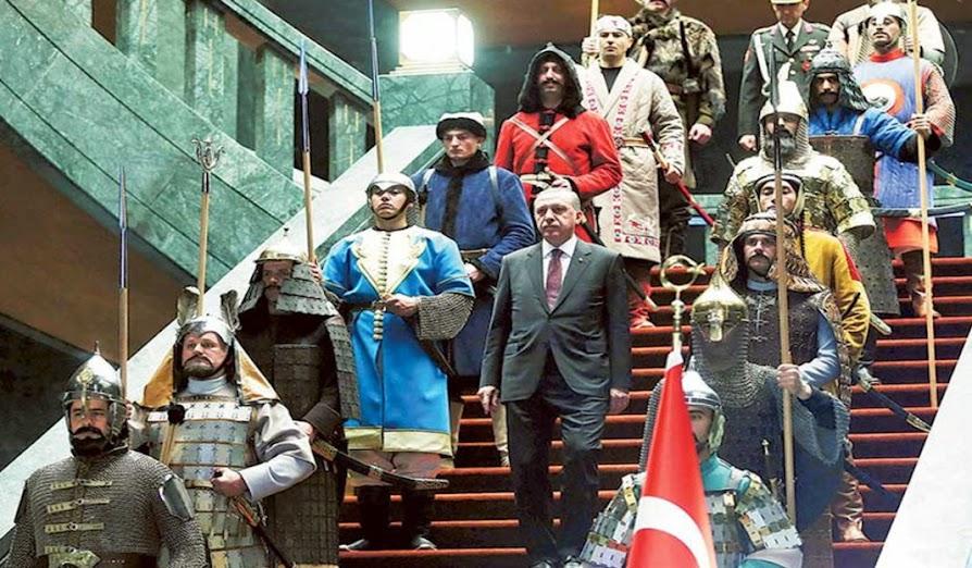 Ο Ερντογάν παρουσιάζει Σχέδιο Δράσης για τα… ανθρώπινα δικαιώματα!