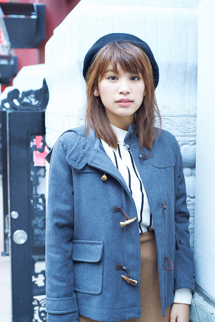 Ikumi Hisamatsu 久松郁実 Chinatown WALKER Pictures 16