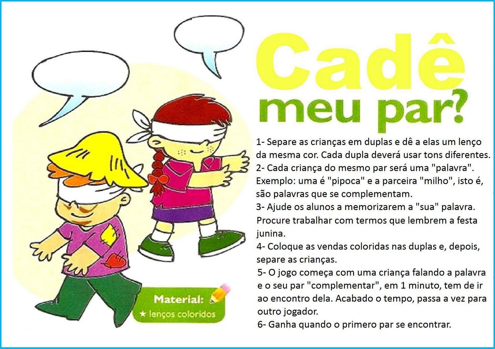 Como desenvolver atividades ludicas na educação infantil