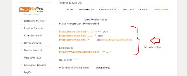 web replika, paytren