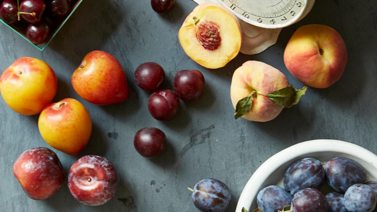 4. Frutos de caroço