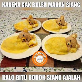 50+ Meme Lucu Puasa Ramadhan 2016