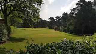 Mini Golf course at Peasholm Park in Scarborough
