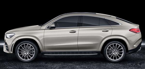 Burlappcar 2020 Mercedes Gle Coupe