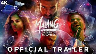 Malang Trailer | Aditya Roy Kapur, Disha Patani, Anil Kapoor ...