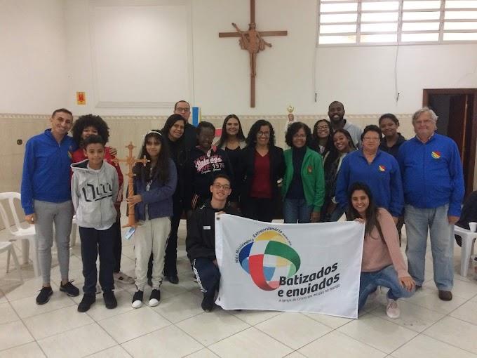 IAM da Diocese de São Miguel Paulista estuda diretrizes e orientações da Obra.