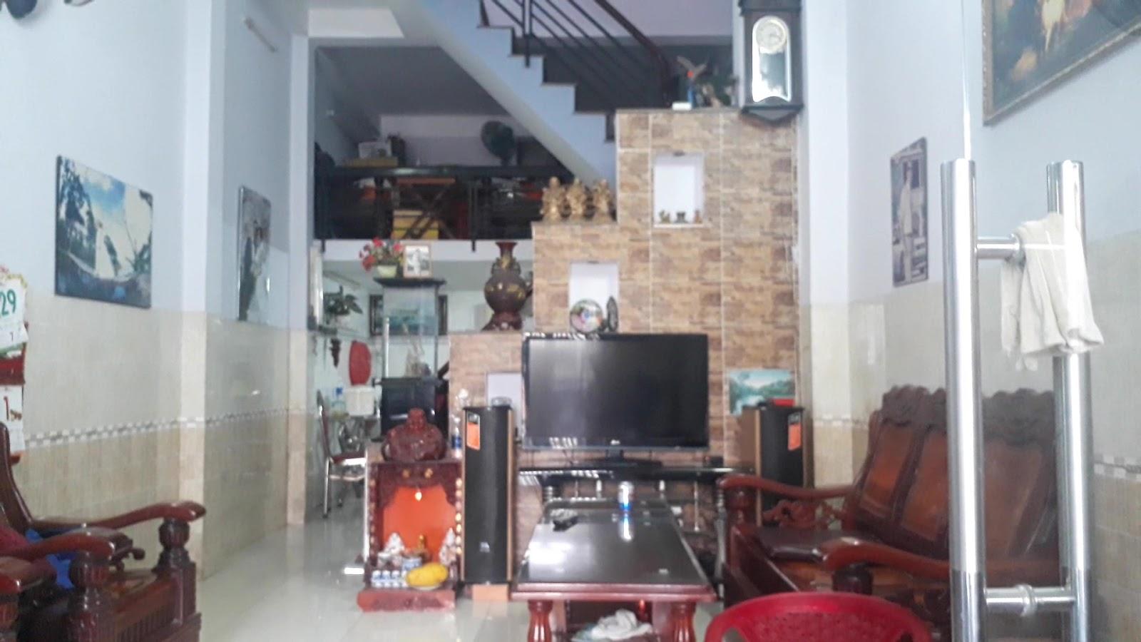 Bán nhà hẻm 7m Miếu Gò Xoài phường Bình Hưng Hòa A quận Bình Tân. DT 4x15m