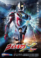 Ultraman X - Subtitle Indonesia
