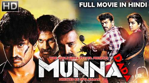 Munna Dada 2018 Hindi Dubbed 720p HDRip Download