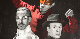 Blanco, Teatro y Noir (Crimen y telón, Ron Lalá)