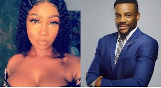 BBNaija: Tacha's Boyfriend, King Ladi Attacks Ebuka