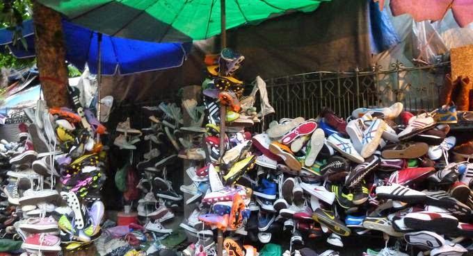 Chatuchak Flohmarkt Hua Hin Bangkok