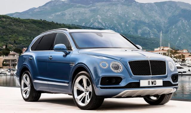 2017 Bentley Bentayga Design