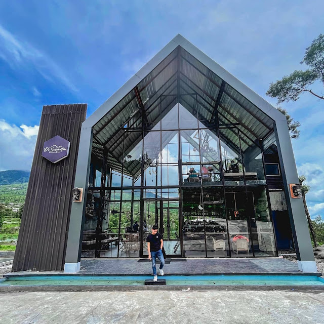 DeSeloKaton Cafe Boyolali Jawa Tengah