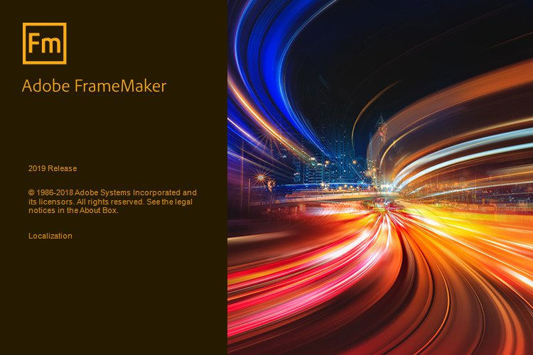 Adobe FrameMaker 2019 v15.0.4.751 (x64) + Ativador Download Grátis