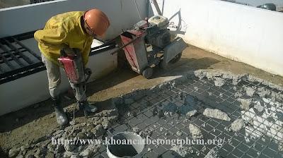 Khoan cắt bê tông huyện Củ Chi 2