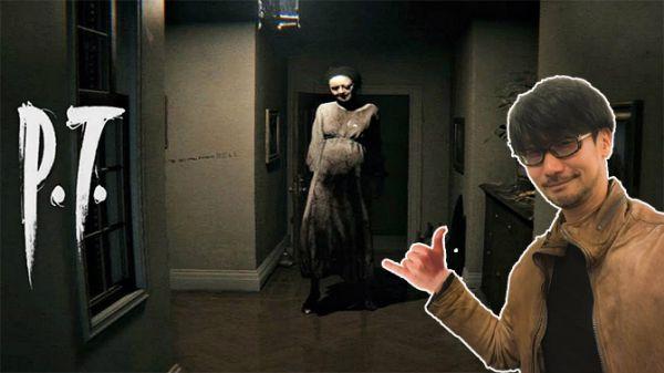 كوجيما يتحدث لأول مرّة عن لعبة Silent Hill الملغاة و يلمح إلى مشروعه القادم