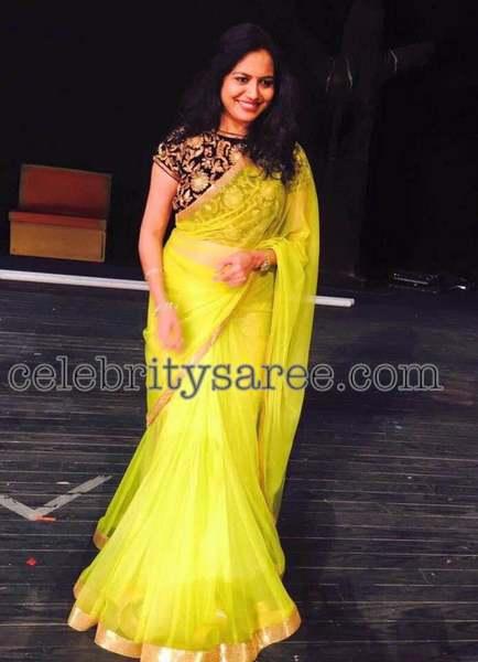 Singer Sunitha Designer Blouse