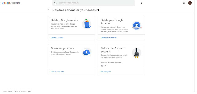 Delete Gmail Account Or Google Account - Quick And Permanently