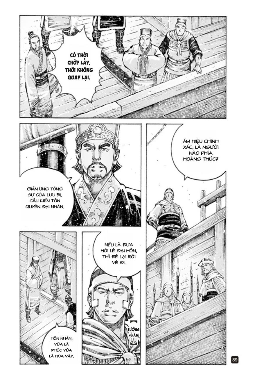 Hỏa Phụng Liêu Nguyên Chap 501 - Trang 6