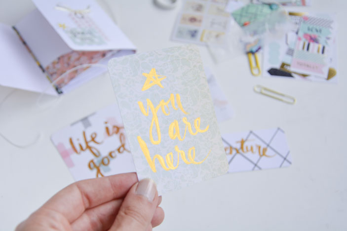 lettering tags