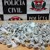Polícia Civil prende homem com 255 porções de maconha na cueca, em Porto Ferreira