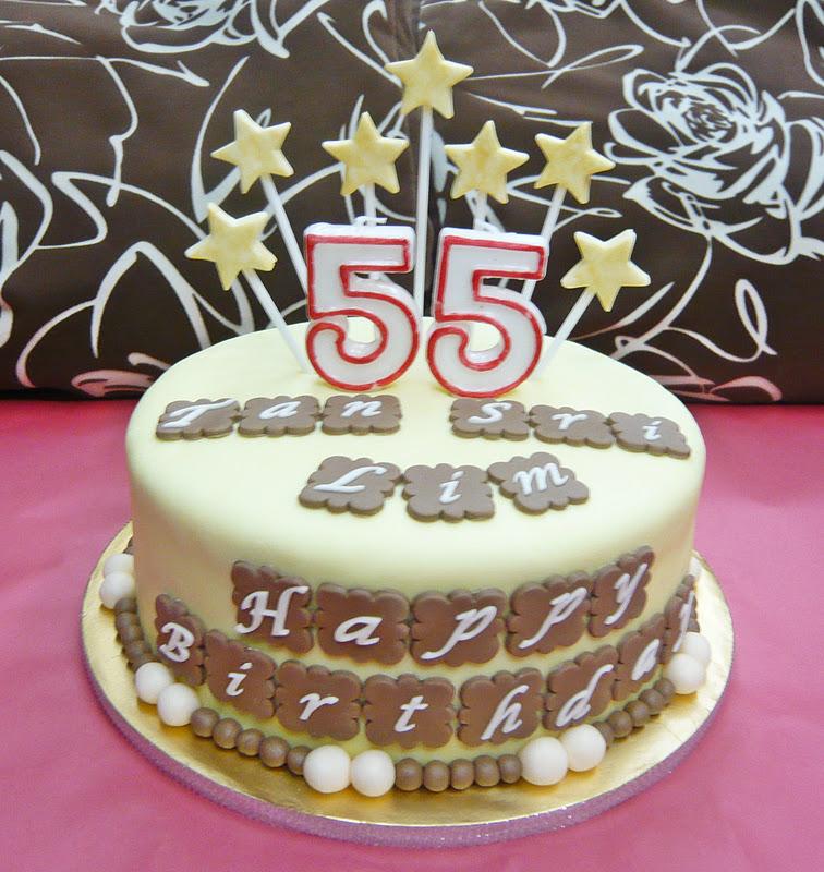 Jenn Cupcakes Muffins Happy Birthday Cake