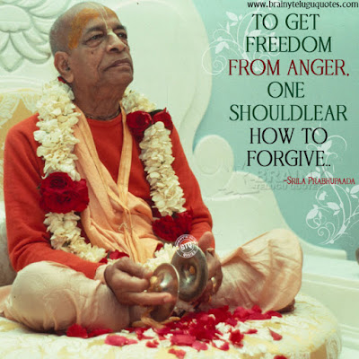 english quotes, life changing words in english, srila prabhupaada quotes on life