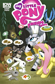 MLP Friends Forever #5 Comic