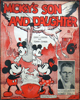 Sheet Music - Mickey's Son and Daughter (Lisbona-Connor)