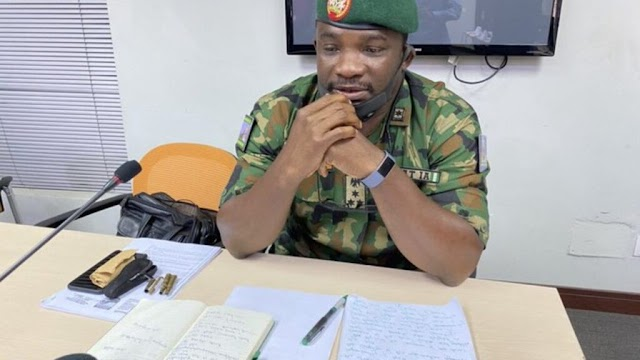 We eventually took live bullets to Lekki tollgate - Nigerian army admits