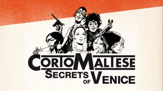Corto Maltese Secrets Of Venice PC Full Español