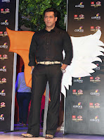 Salman Khan at the press conference of 'Bigg Boss 7'