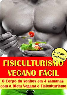 Ebook - Fisiculturismo Vegano Fácil