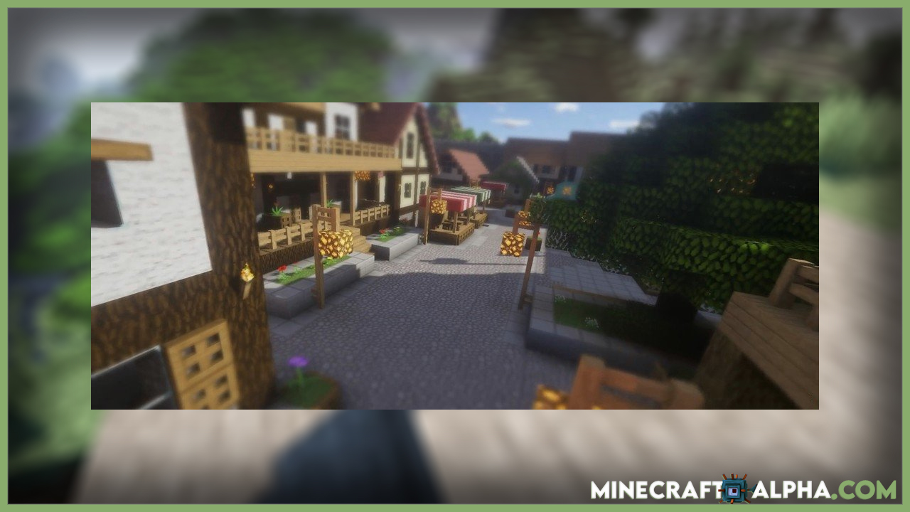 Minecraft Lithos:Core Resource Pack For 1.15.2/1.14.4 [Snapshot Version]