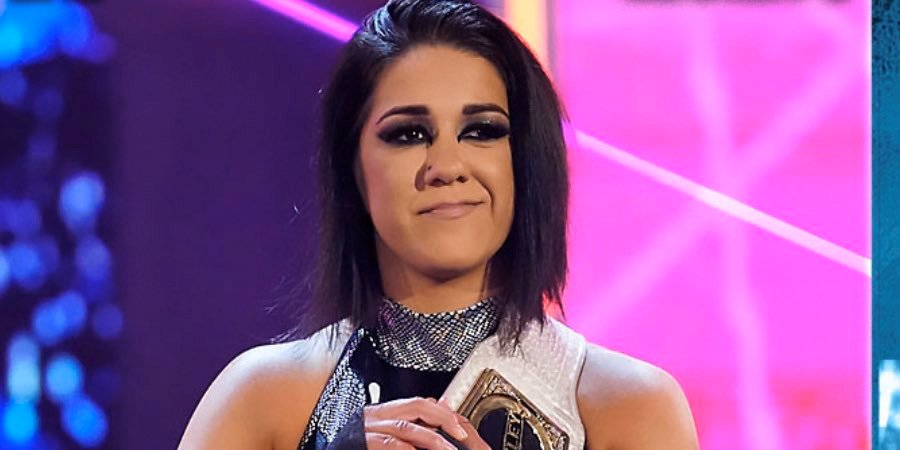 WWE Intercontinental Title Match And Bayley Segment Announced For SmackDown