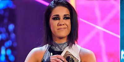 Bayley Mocks Rumors After WWE SmackDown Title Win, Sasha Banks And Bayley Post-Show Video