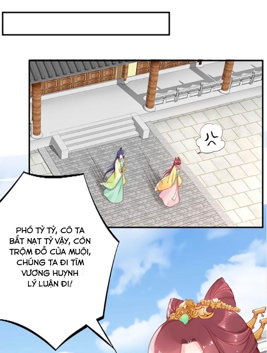 Đế Cung Đông Hoàng Phi chap 11 - Trang 14