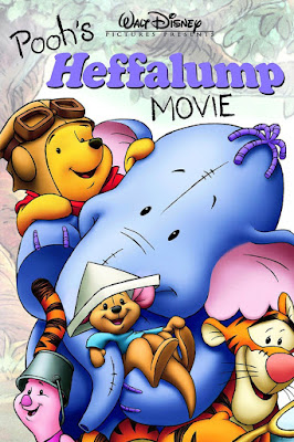 Poohs Heffalump Movie 2005 Dual Audio Hindi 720p BluRay 550MB