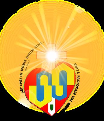 logo Unità Pastorale Val Brembilla a colori