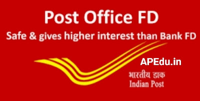 How to open a postal FD account?