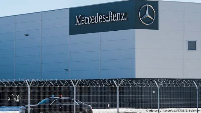 Mercedes-Benz factories and decisions about continuing to work