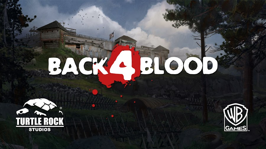 back 4 blood concept art reveal turtle rock studios warner bros interactive entertainment first-person co-op zombie shooter pc steam ps4 xb1