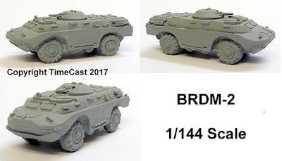 BRDM -2U