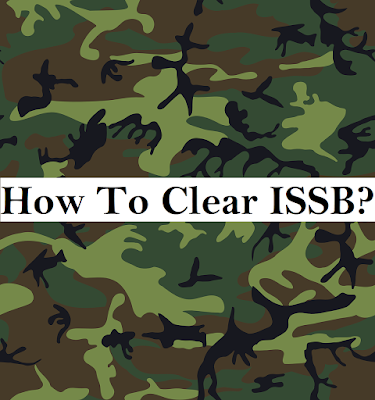 How To Clear ISSB Test?