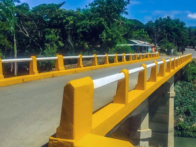 Ayuntamiento y Fundación PISANO reconstruyen puente centenario en El Ingenio Abajo