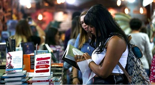 Bienal do Livro Rio inicia venda de ingressos
