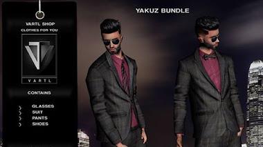 YAKUZ BUNDLE -- VARTL SHOP