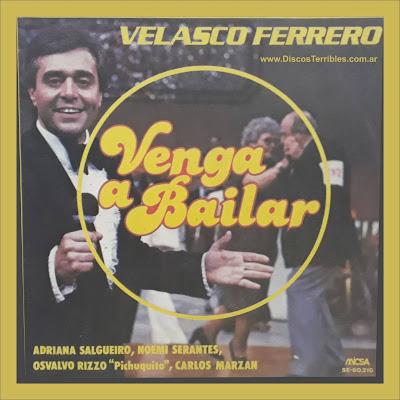Velasco Ferrero - Venga a bailar