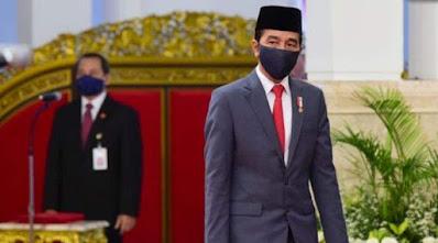 Presiden Jokowi Blog Kalsel